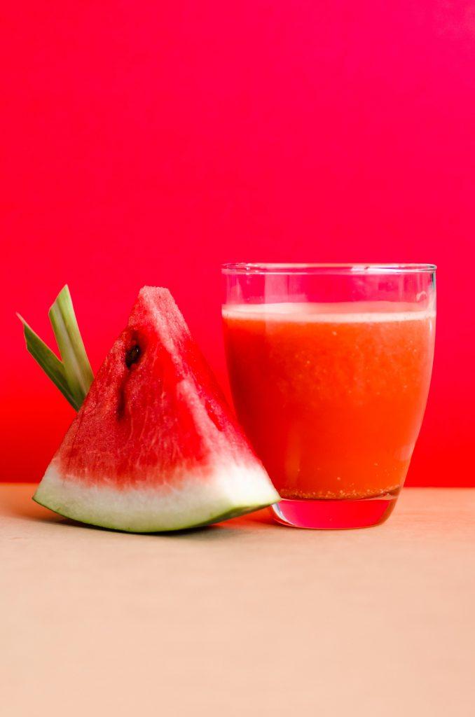 koktajl z arbuza - najlepszy afrodyzjak