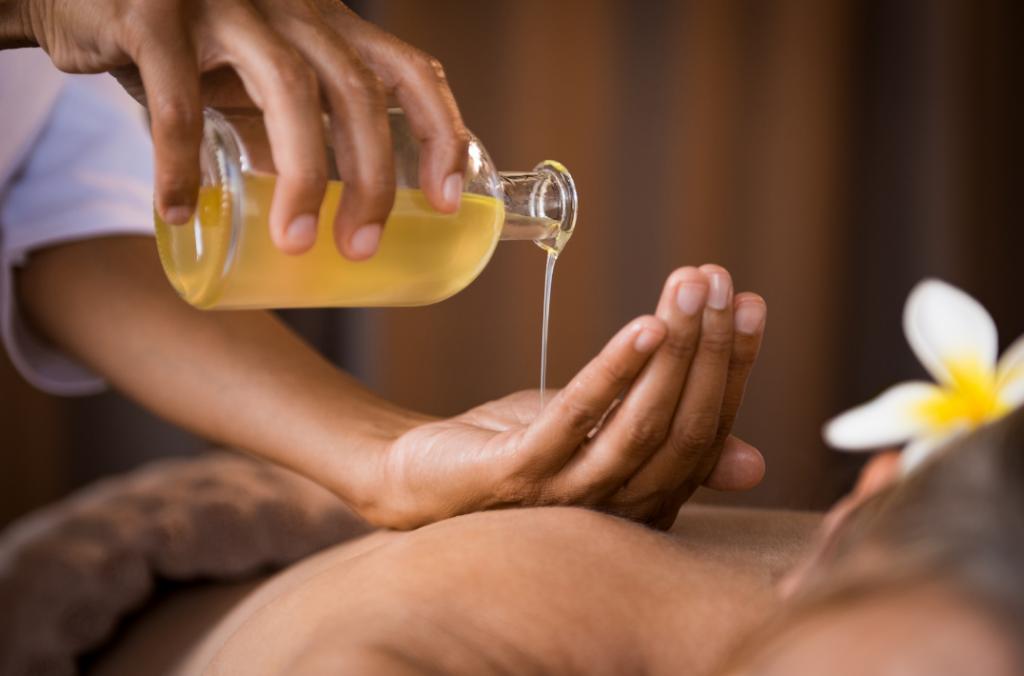 przygotowanie do masażu erotycznego