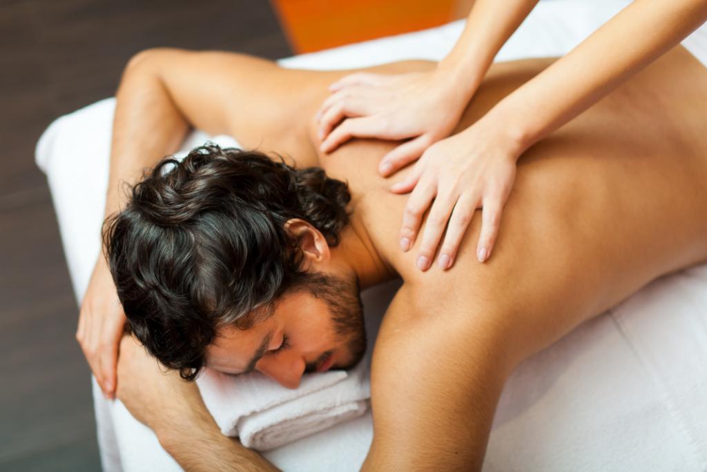 co jest ważne w masażu erotycznym mężczyzn